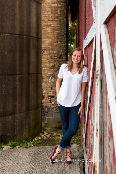 st. charles senior photographer