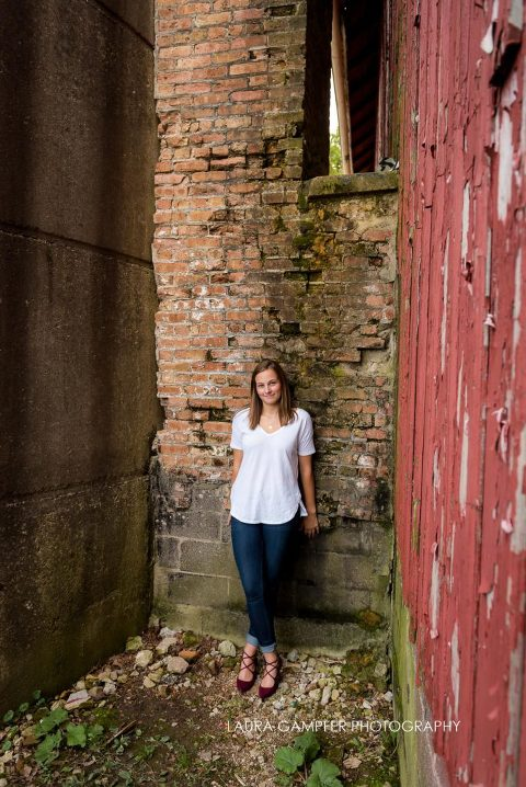 kaneland high school senior photos