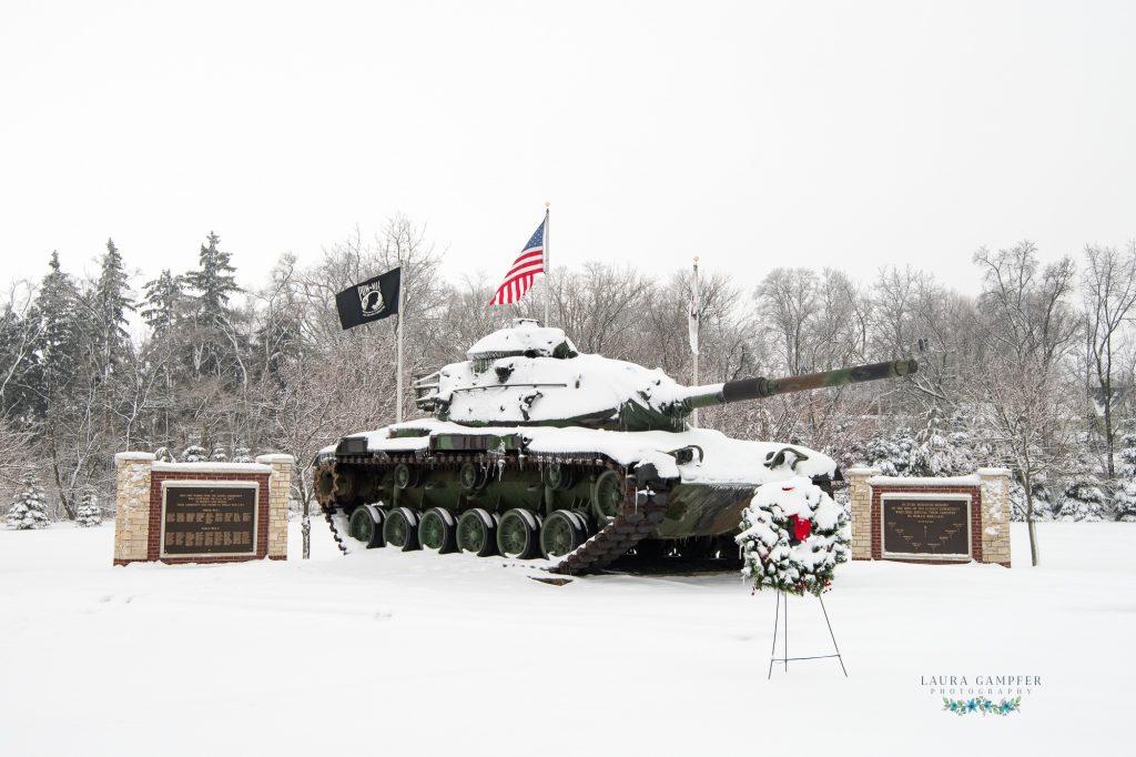 Village of Elburn IL Veterans Memorial Park