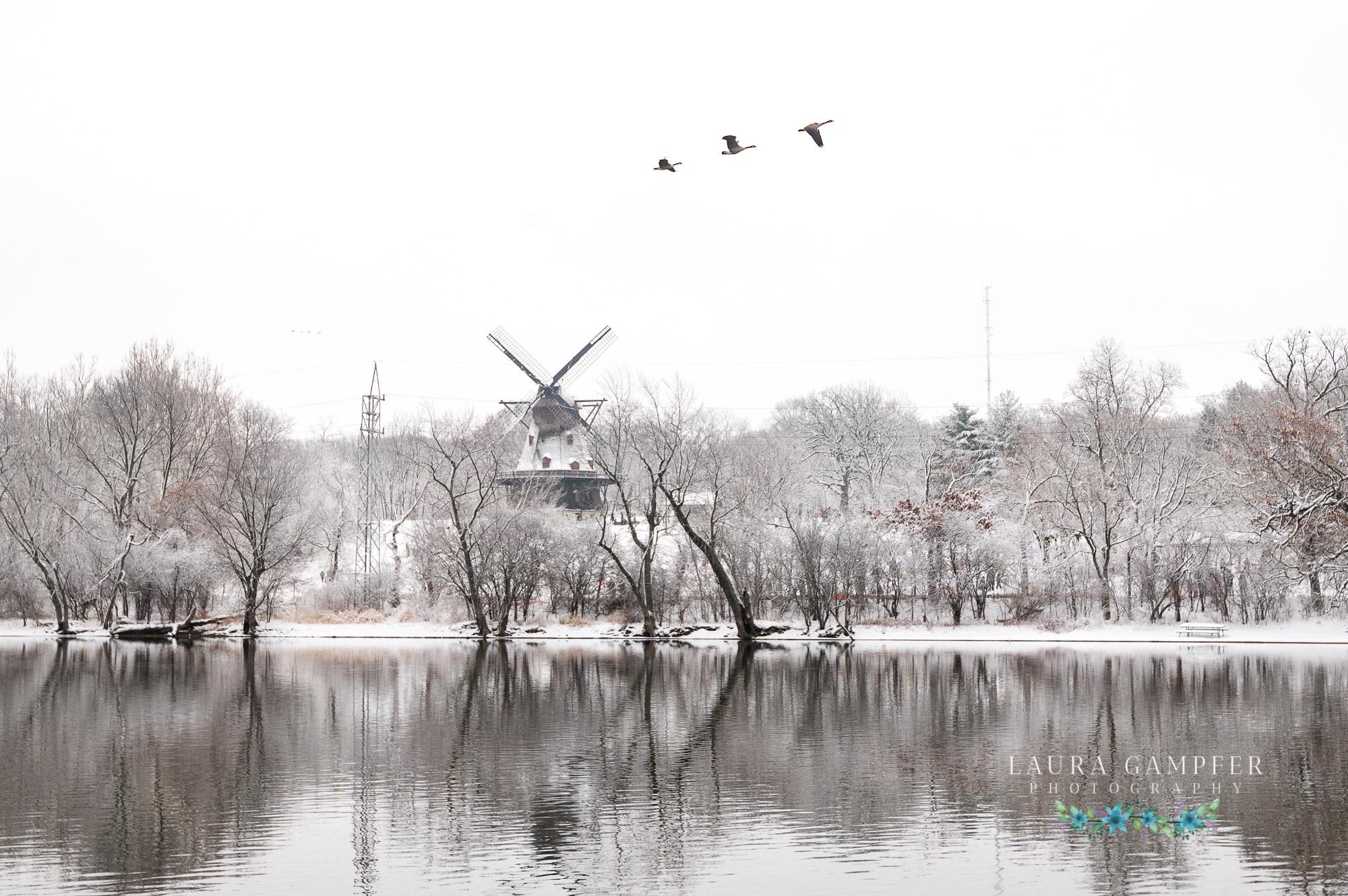 Fabyan Windmill photos Batavia IL