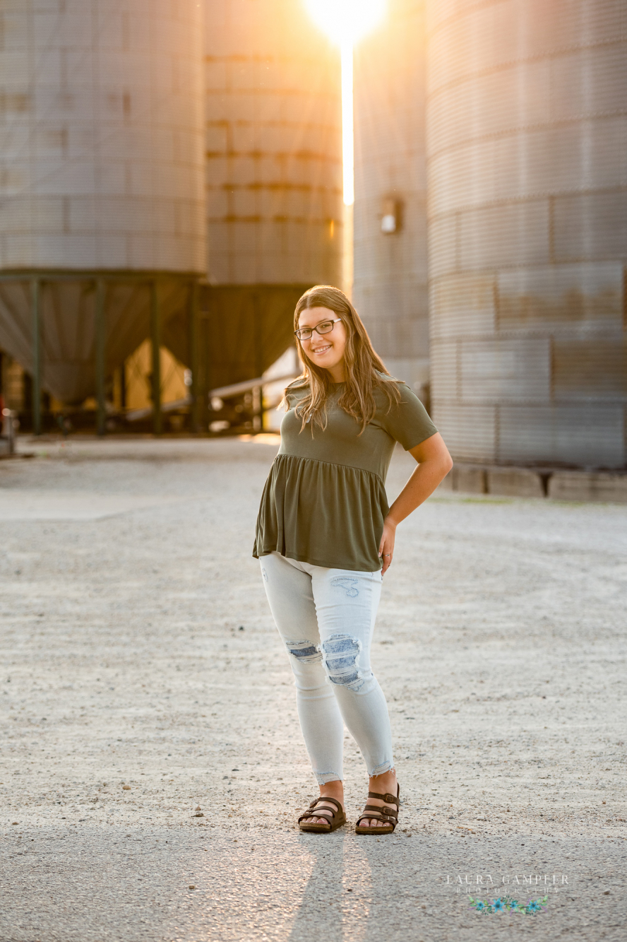 Kane County High School Senior Photographer