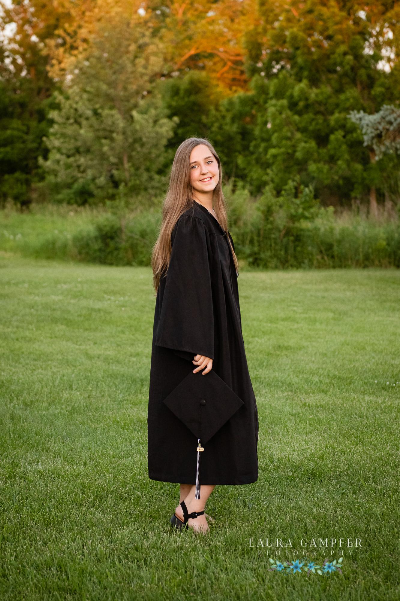 northern Illinois graduation photographer