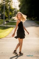 high school senior photography elburn illinois Laura Gampfer