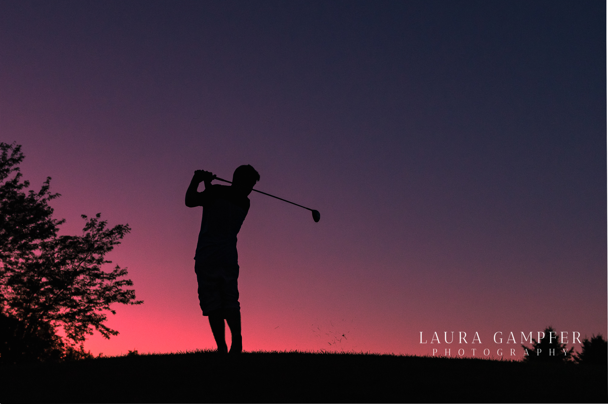 professional golf photography illinois