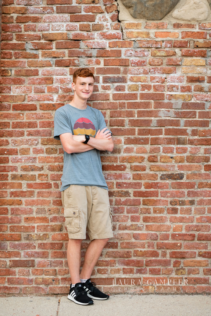 Kaneland High School Senior Portraits