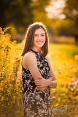 senior photos dekalb sycamore maple park