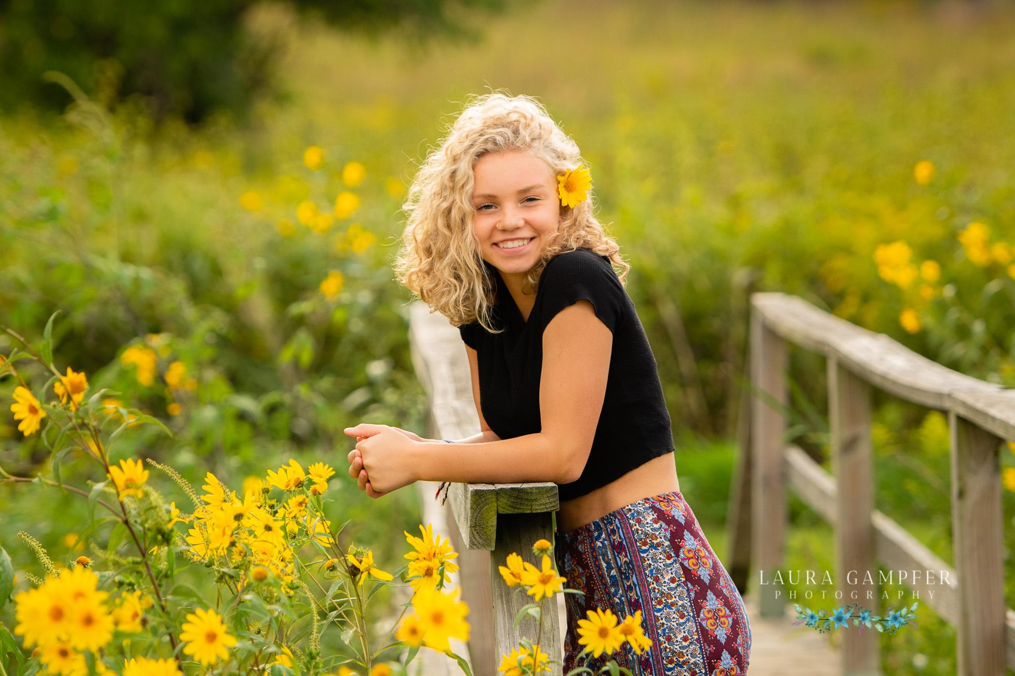High School Senior Photographer Kane County IL
