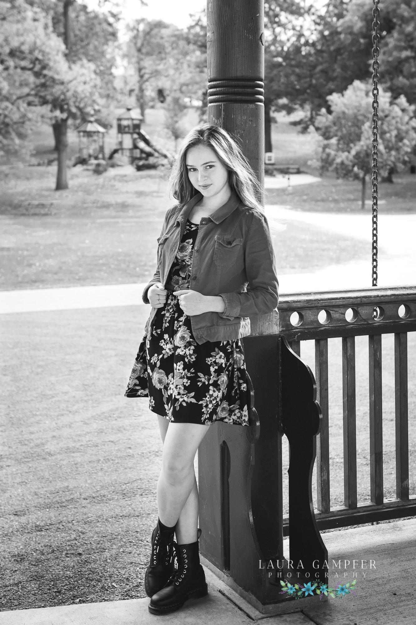 dupage county senior photographer