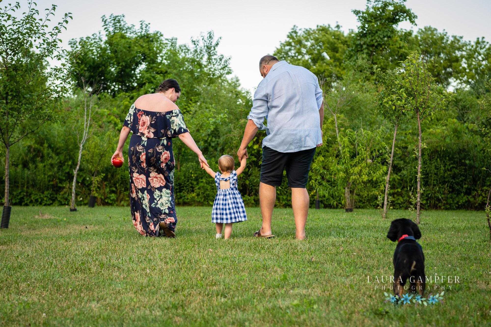family and pet photography elburn maple park illinois