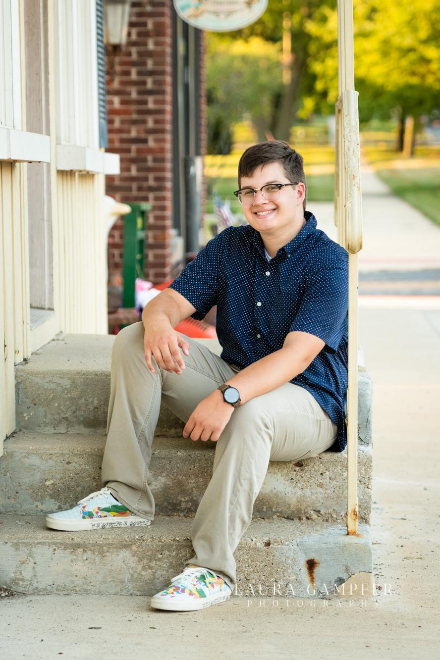 high school senior photographer elburn il