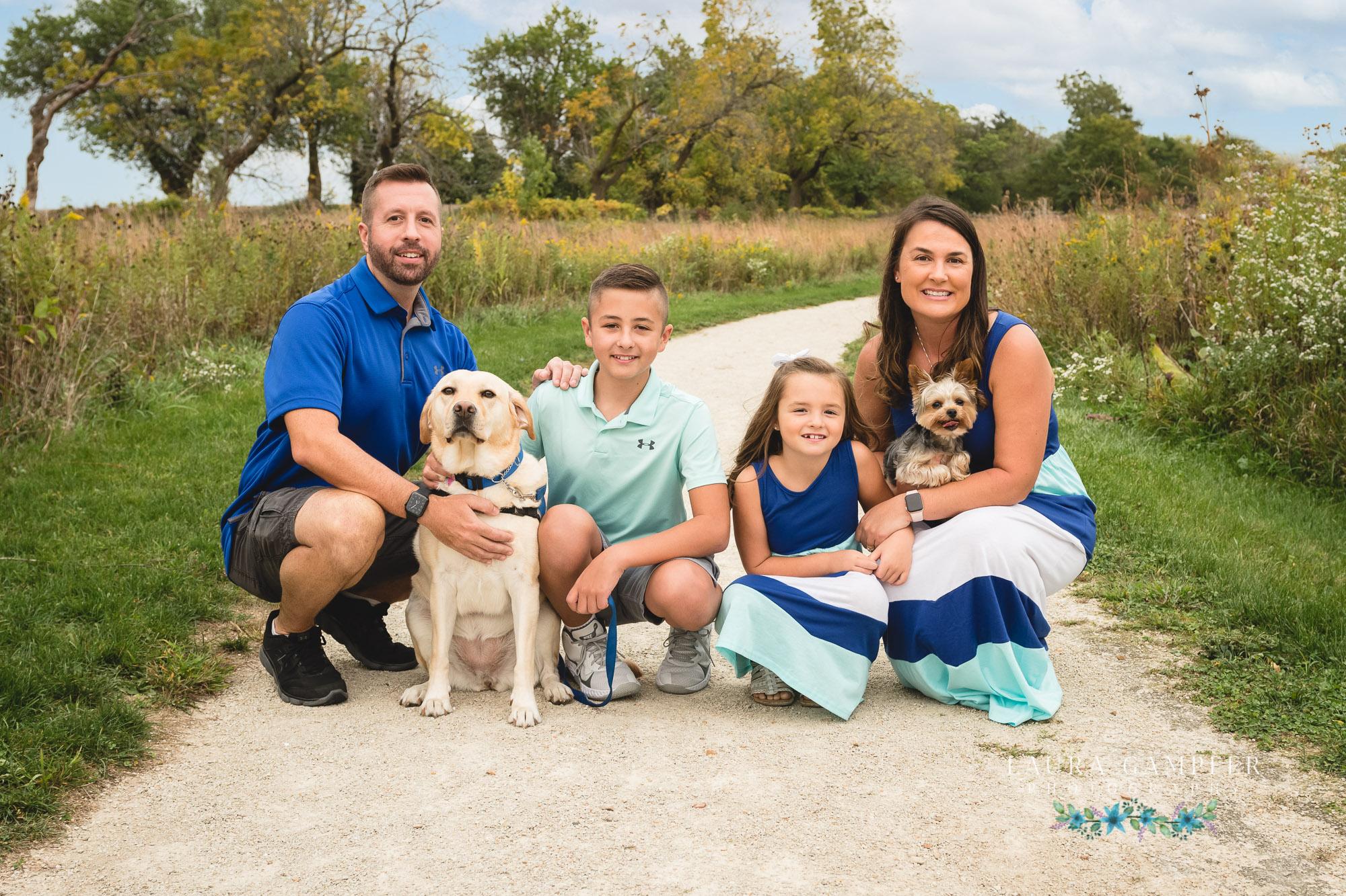 family and pet photography geneva il