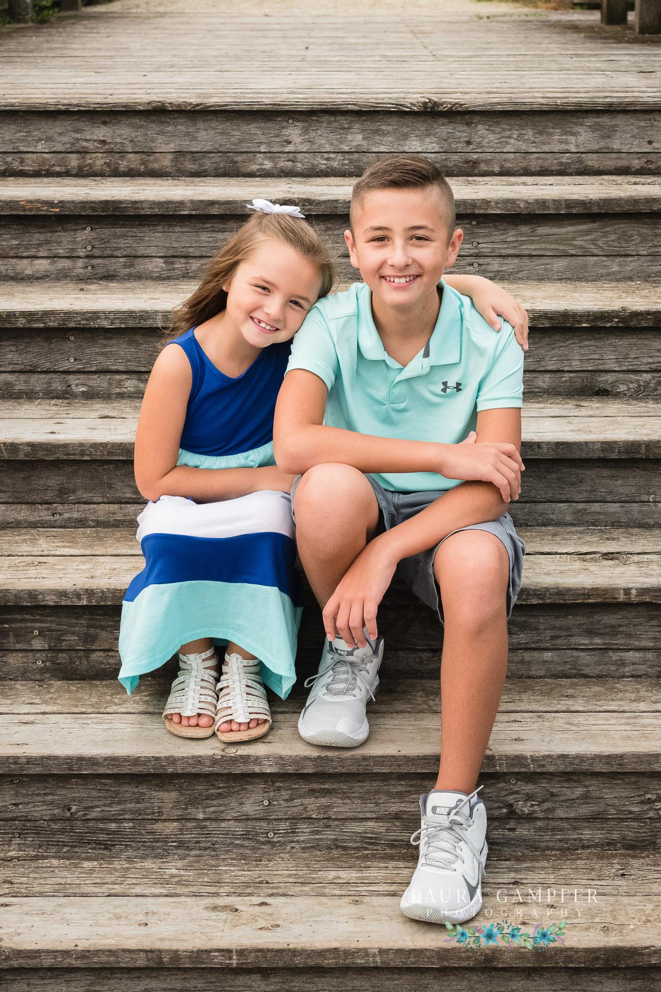 family photography wasco il