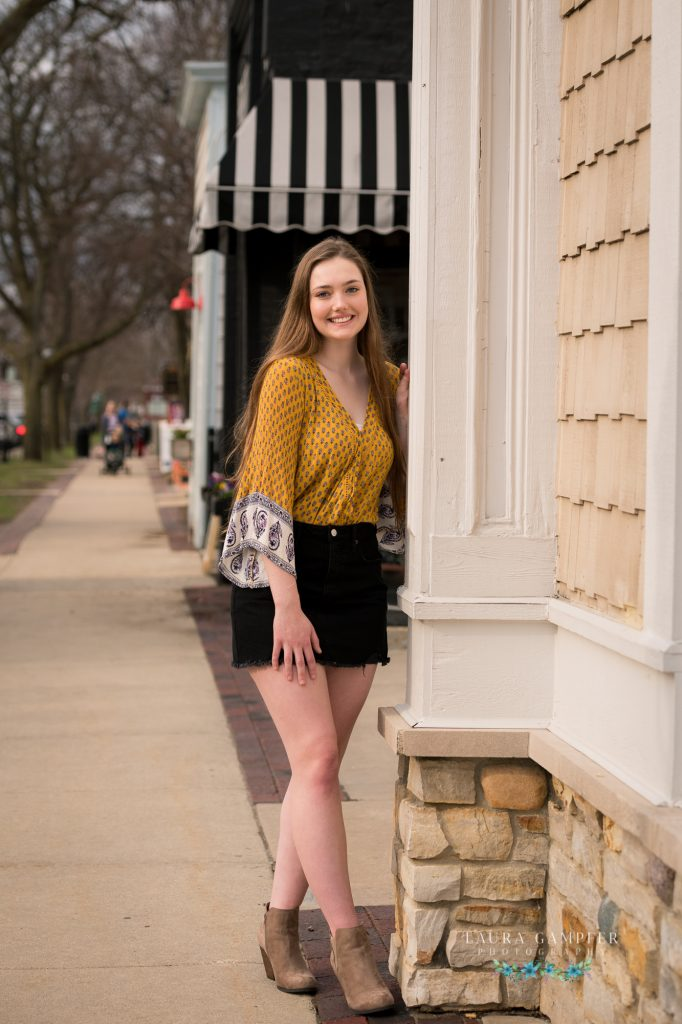 Geneva IL High School Senior Photographer