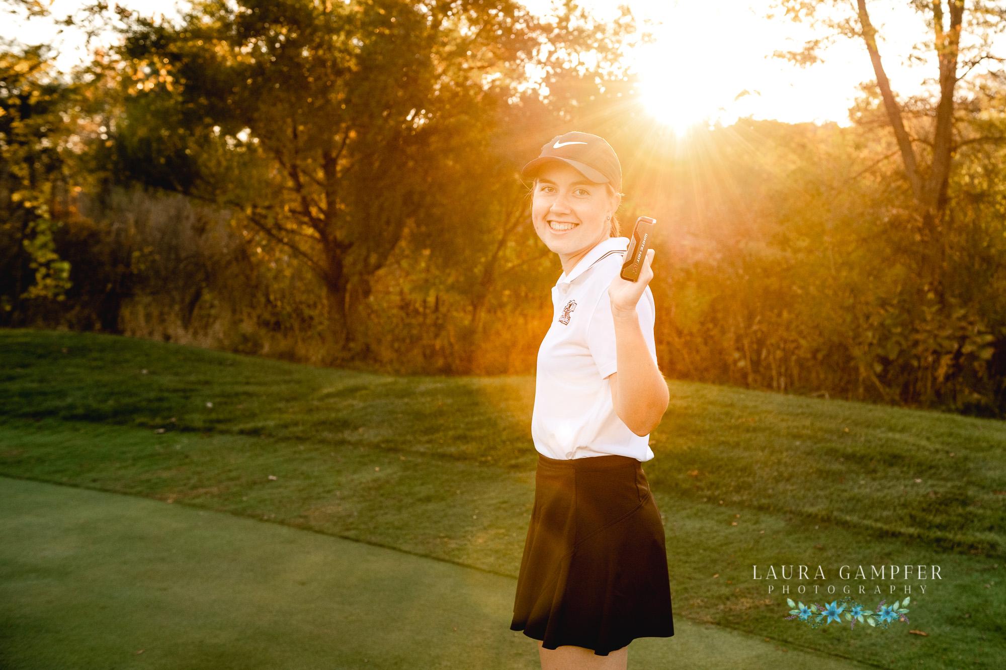 professional golf photographer northern illinois