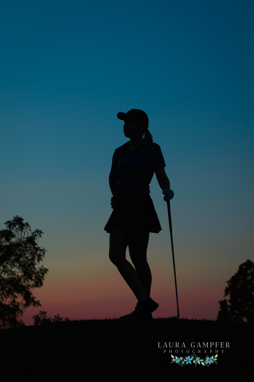 professional golf photographer northern illinois kane dekalb dupage