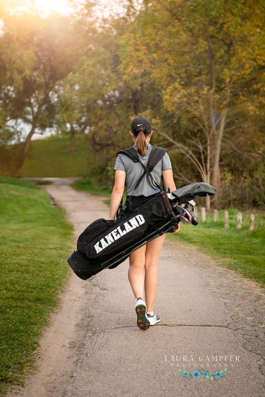 Kaneland High School Girls Golf