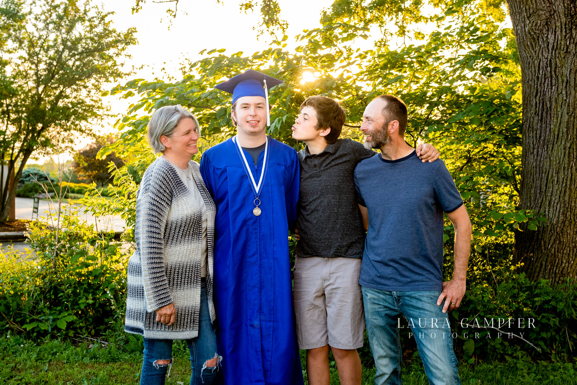Geneva High School Graduation Photography